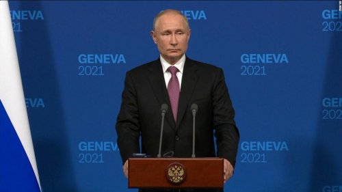 Analysis: Putin got exactly what he wanted from Biden in Geneva
