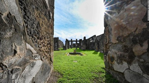 The race against time to save Pompeii