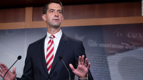 Cotton threatens to stall US attorney nominees from Democratic states - CNN Politics
