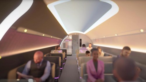 Here's what traveling by hyperloop might be like