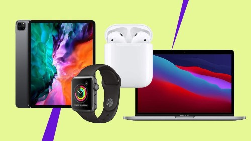 The Mac, iPad, Apple Watch and AirPods are all seeing big discounts for Black Friday