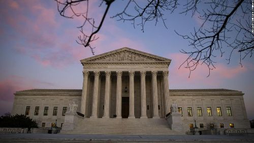 Supreme Court allows transgender military ban to go into effect   CNN Politics