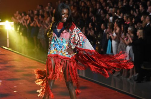 Leomie Anderson on fashion's lack of diversity - CNN Style