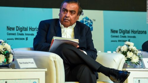 Silicon Valley gave Asia's richest man billions, but things aren't all going to plan