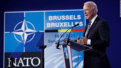 President Biden heads to Geneva for Putin showdown after shoring up western support