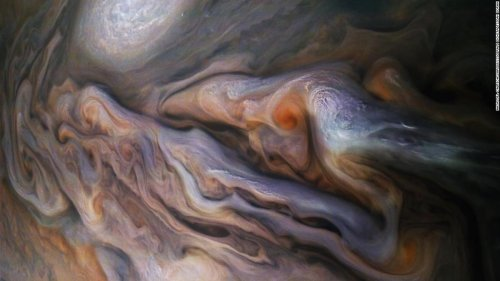 New images of Jupiter reveal some of the planet's mysterious features