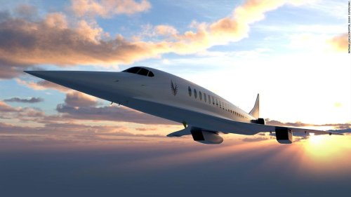 Boom Supersonic: 'Anywhere in the world in four hours for $100'