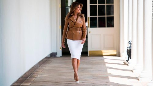 'Free, Melania' offers new details about the life of a private first lady