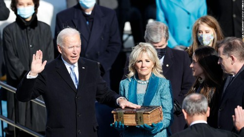 Analysis: Why Joe Biden is already thinking about a 2nd term
