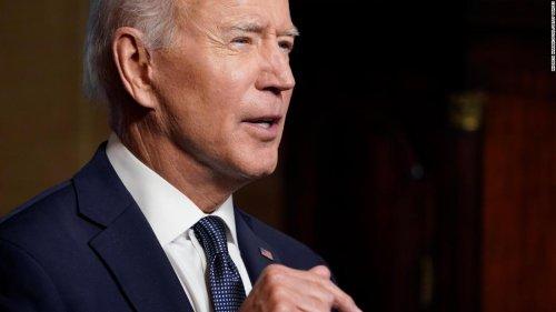 Analysis: Progressive backlash on refugee cap puts Biden on notice