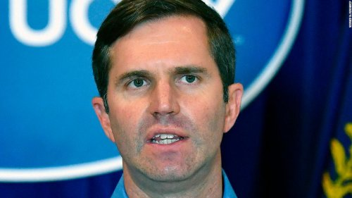 Kentucky Gov. Andy Beshear is quarantining with his family after a member of his security detail tested positive for Covid-19