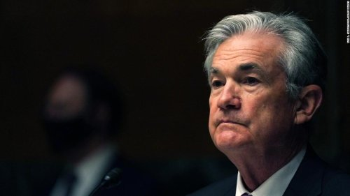 Powell: The real unemployment rate is 'almost 10%'