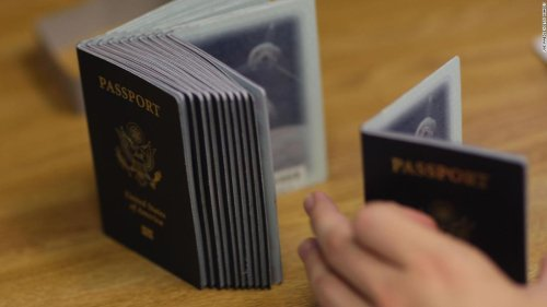 US State Department issues first passport with X gender marker