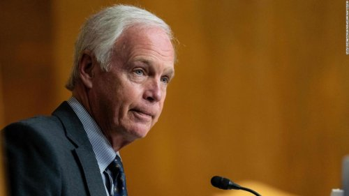 YouTube suspends Sen. Ron Johnson's account for posting video about dubious Covid-19 treatments