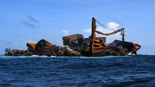 Sri Lanka grants bail to captain of disaster-struck cargo ship