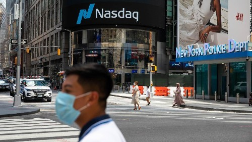 Stock market bloodbath: Dow and Nasdaq plummet in the worst day since June