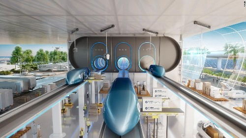 Virgin Hyperloop selects West Virginia as the future home of its new high-tech certification center