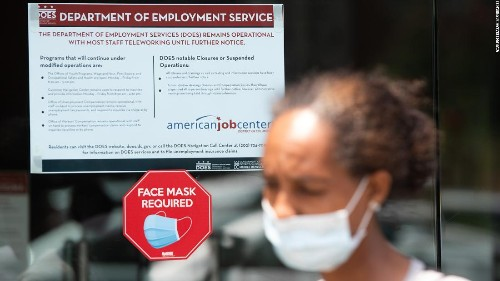 Here's how Congress may help the unemployed in the new relief bill