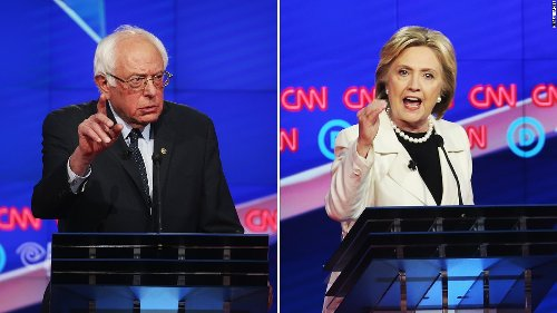 In platform fight, Sanders loses on trade but wins on minimum wage | CNN Politics