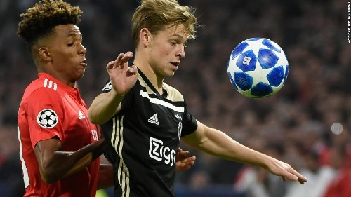 From Cruyff to de Ligt: The evolution of Ajax's $500 million football factory