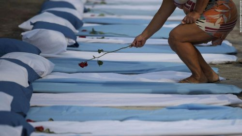 Deaths outpace births in some Brazilian cities, as Covid-19 resurges