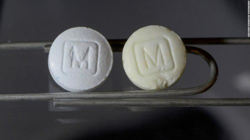 DEA warns of sharp increase in fake prescription pills laced with fentanyl and meth