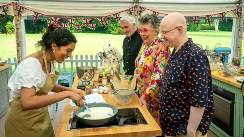TV OT: Thank you, baking shows, for always being just what I knead