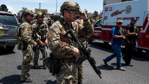 Multiple people have been killed in a shooting in El Paso, Texas, police say