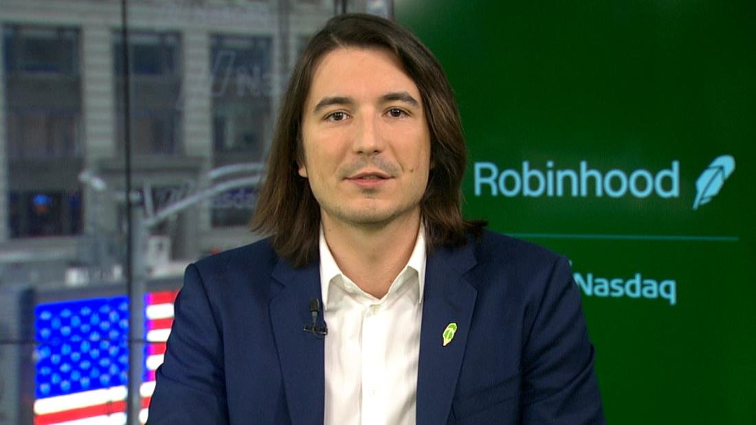 CEO Vlad Tenev on why now is the right time for Robinhood's IPO