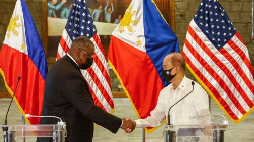 Philippines renews key military agreement with the United States | CNN