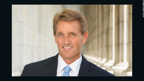 Sen. Jeff Flake defends opponent attacked on Facebook for being Muslim
