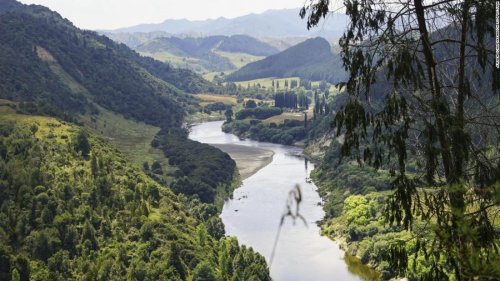 This river in New Zealand is legally a person. Here's how it happened