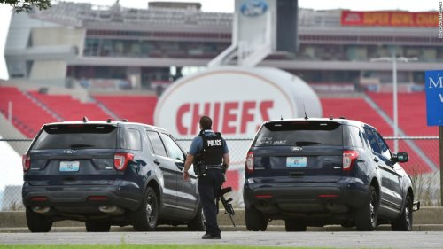 MLB game is delayed after an armed standoff outside stadium