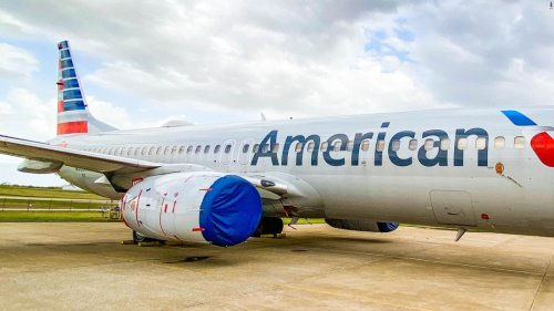 How American Airlines pulls planes from pandemic storage