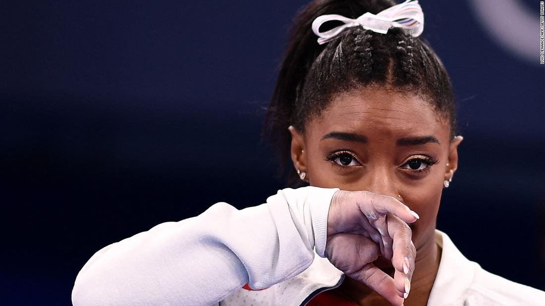 Analysis: The problem that Simone Biles just laid bare