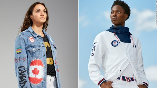 Canada and USA have unveiled their Olympic uniforms and the internet -- of course -- has thoughts