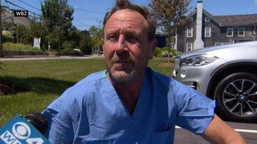 Cape Cod diver left with a whale of a tale after a humpback spat him out