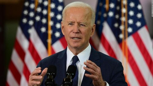 Biden's extraordinarily ambitious philosophy of governing