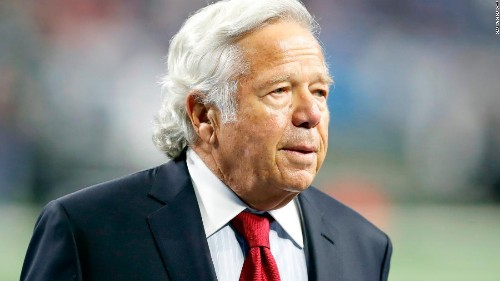 The real problem for Robert Kraft is the video, not the charges, experts say