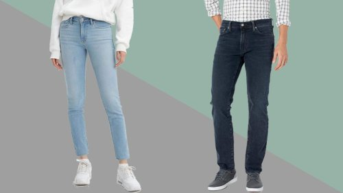 There's a one-day deal on Levi's at Amazon Canada