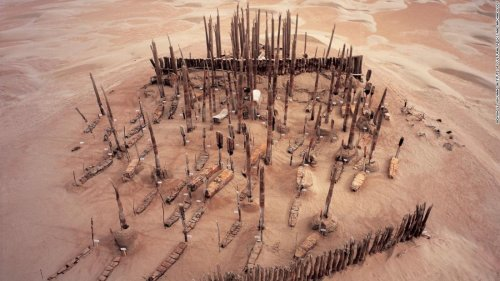 DNA reveals origins of enigmatic mummies buried in a Chinese desert