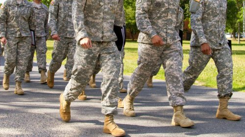 Opinion: Mandating vaccines for the military would send a powerful message