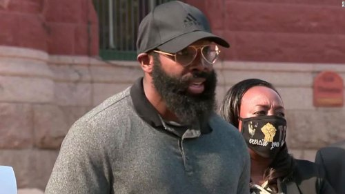 After being forcefully arrested, a Black jogger in San Antonio says he was 'guilty before proven innocent'