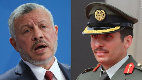 Jordan's royal family drama sends shudders around the region. Here's what we know