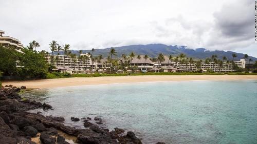 California man injured in apparent shark attack off Maui