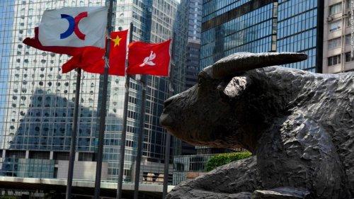 Beijing calls for calm after historic tech stock rout   CNN Business