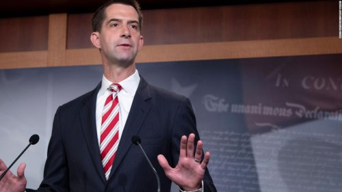 Cotton threatens to stall US attorney nominees from Democratic states