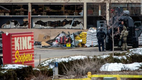 Colorado incident is seventh mass shooting in US in past 7 days