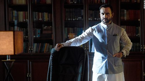 Amazon Prime show 'Tandav' faces calls for a ban in India