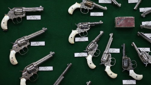 Taking on the NRA -- one of the most feared forces in US politics